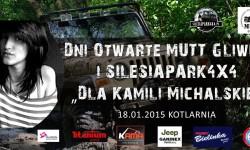 """Dni Otwarte MUTT Gliwice i SILESIAPARK4X4 """"Dla Kamili Michalskiej"""""""